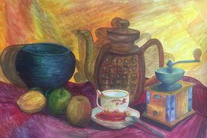 Открылась выставка художницы Нонны Викторовны Ефремовой